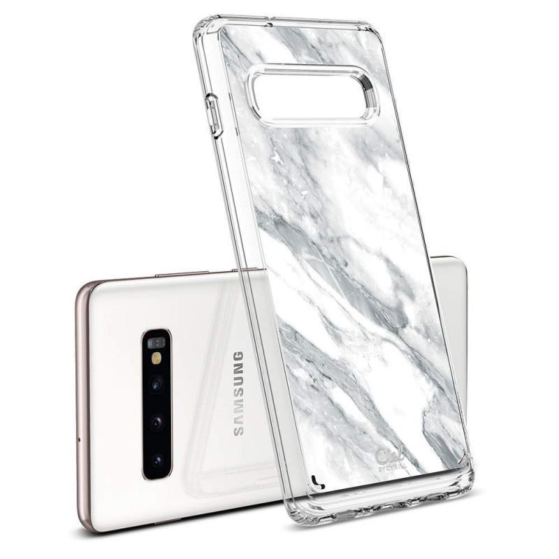 ETUI SPIGEN CIEL Marble do Samsung Galaxy S10