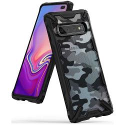 ETUI RINGKE MORO Fusion X Samsung Galaxy S10 Plus