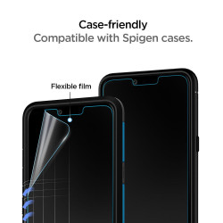 FOLIA SPIGEN Neo Flex do LG G8 ThinQ   2 SZT.