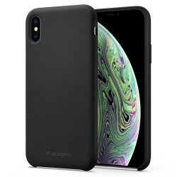 ETUI SPIGEN Silicone Fit do iPhone Xs Max