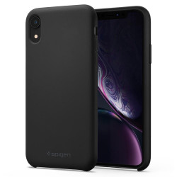 ETUI SPIGEN Silicone Fit do iPhone Xr