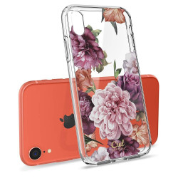 ETUI SPIGEN CIEL Rose Floral do iPhone Xr