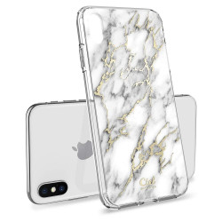 ETUI SPIGEN CIEL Marble do iPhone X/Xs