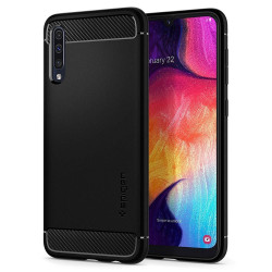 ETUI SPIGEN RUGGED ARMOR do Samsung Galaxy A50