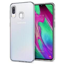 ETUI SPIGEN Liquid Crystal Samsung Galaxy A40