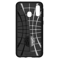 ETUI SPIGEN Rugged Armor Samsung Galaxy A40