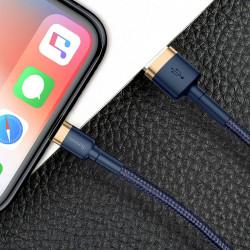 KABEL BASEUS Kevlar do Lightning iPhone 1M 2.4A