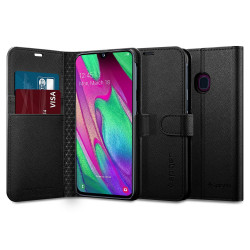 ETUI PORTFEL SPIGEN Wallet S do Samsung Galaxy A40