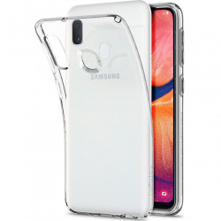Etui SPIGEN Liquid Crystal do Samsunga Galaxy A20e