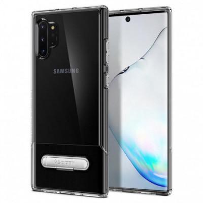 ETUI SPIGEN SLIM ARMOR ESSENTIAL S Galaxy Note 10 PLUS