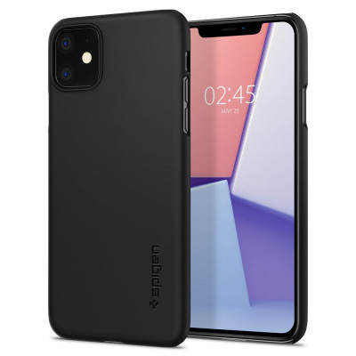 ETUI SPIGEN THIN FIT iPhone 11