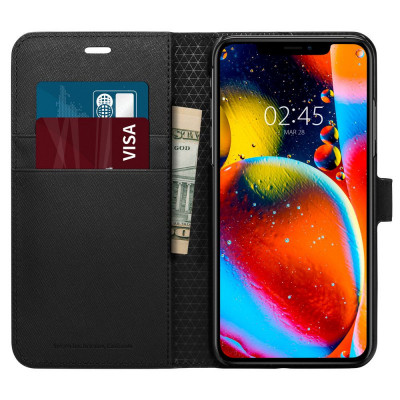 ETUI SPIGEN WALLET S iPhone 11 PRO MAX