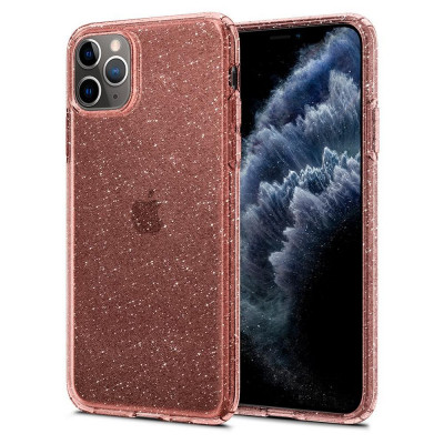 ETUI SPIGEN LIQUID CRYSTAL GLITTER  iPhone 11 PRO MAX