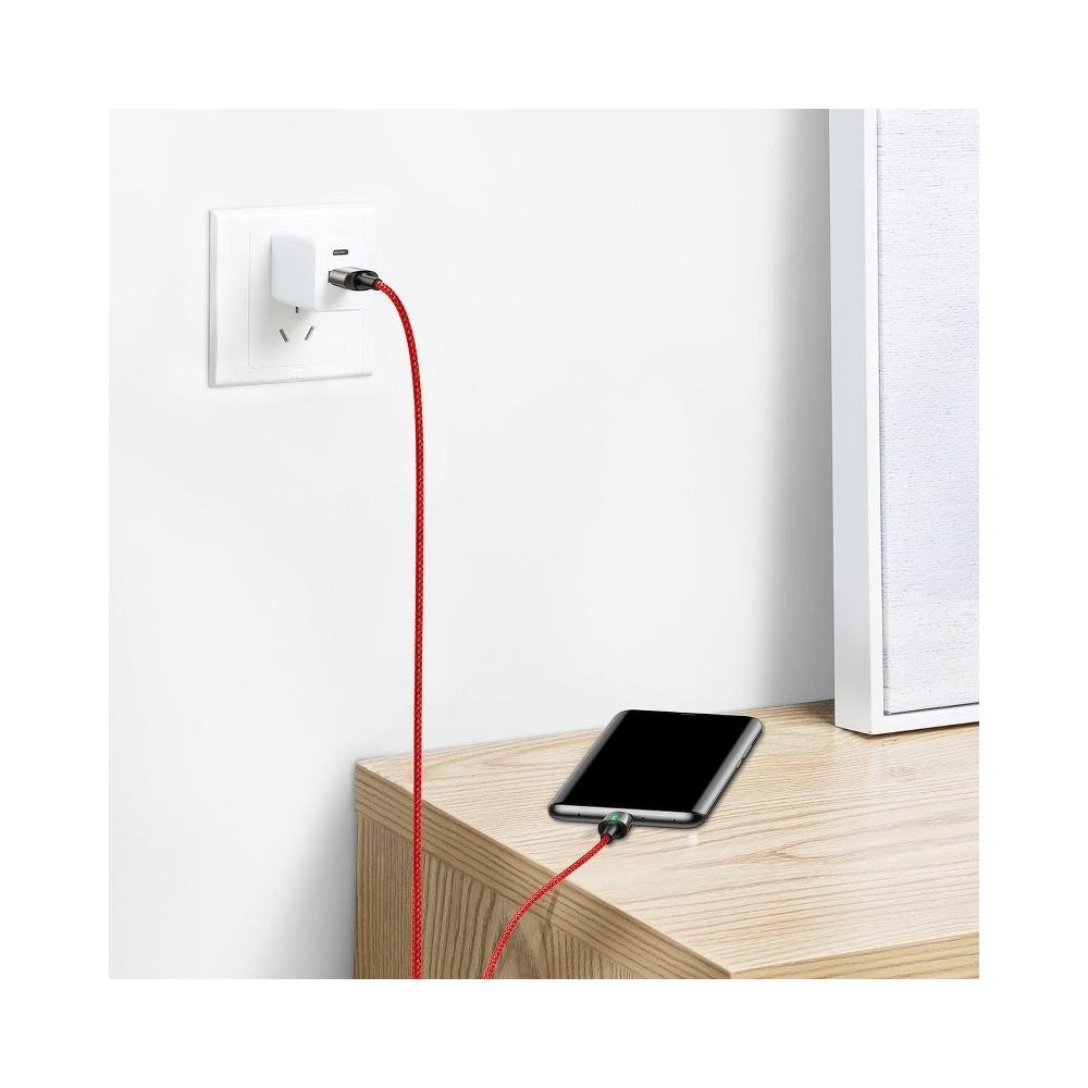 KABEL MAGNETYCZNY BASEUS USB-C 3A 1m