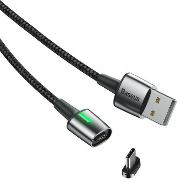 KABEL MAGNETYCZNY BASEUS USB-C 2A 2m