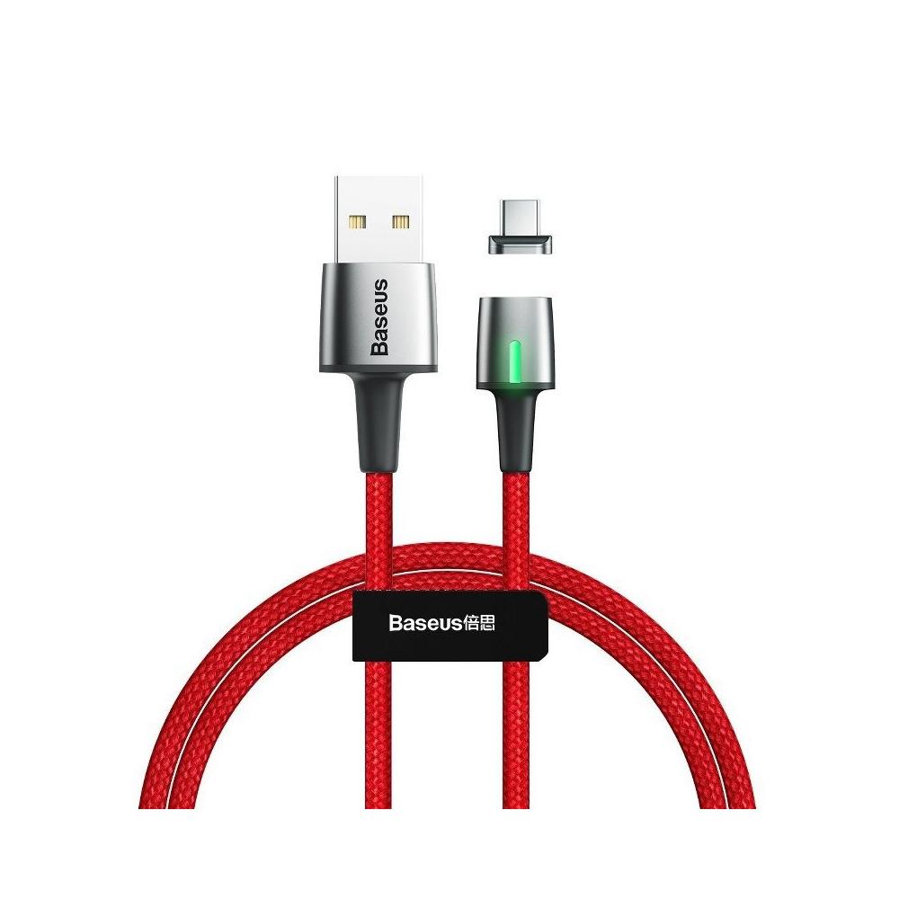 KABEL MAGNETYCZNY BASEUS micro USB 2.4A 1m