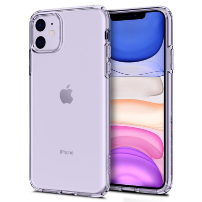 ETUI SPIGEN LIQUID CRYSTAL iPhone 11