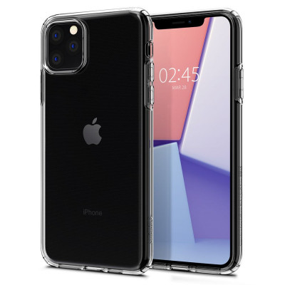 ETUI SPIGEN LIQUID CRYSTAL iPhone 11 PRO