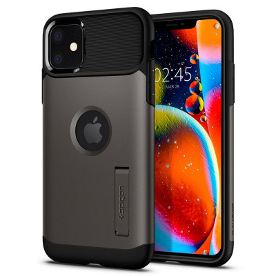 ETUI SPIGEN SLIM ARMOR iPhone 11
