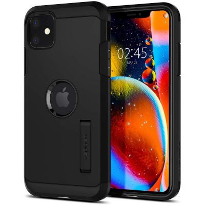 ETUI SPIGEN TOUGH ARMOR iPhone 11