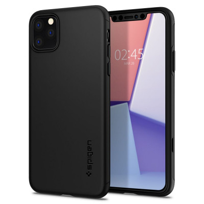ETUI SPIGEN THIN FIT CLASSIC iPhone 11 PRO MAX