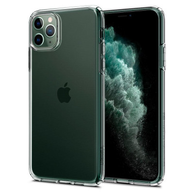 ETUI SPIGEN LIQUID CRYSTAL iPhone 11 PRO MAX