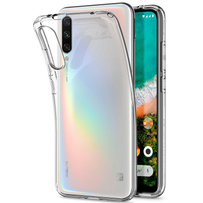 ETUI SPIGEN Liquid Crystal do Xiaomi Mi A3