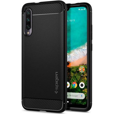 ETUI SPIGEN Rugged Armor do Xiaomi Mi A3
