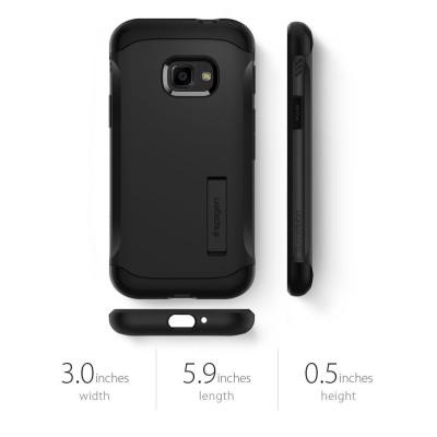 ETUI SPIGEN Slim Armor Samsung Galaxy Xcover 4