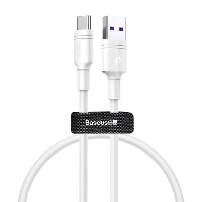 KABEL BASEUS USB-C Double Ring SuperCharge 5A 0.5m