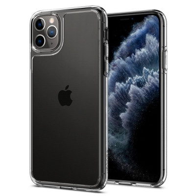 ETUI SPIGEN QUARTZ HYBRID iPhone 11PRO