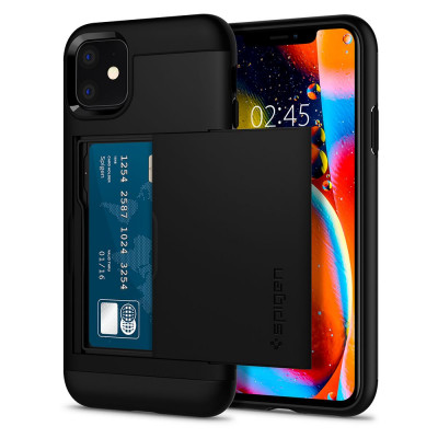 ETUI SPIGEN Slim Armor CS do iPhone 11