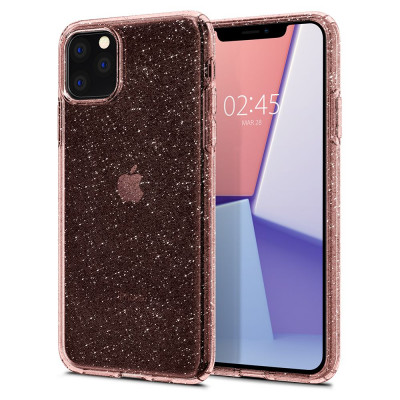 ETUI SPIGEN LIQUID CRYSTAL GLITTER  iPhone 11 PRO