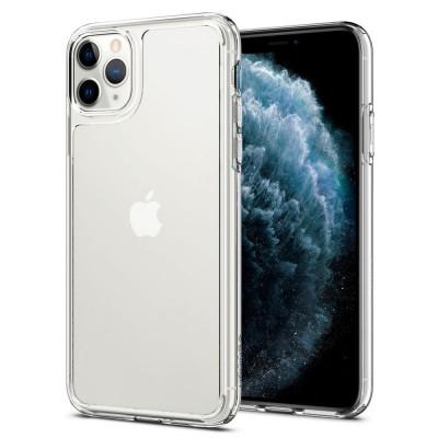 ETUI SPIGEN QUARTZ HYBRID iPhone 11 PRO MAX