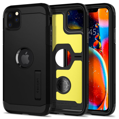 ETUI SPIGEN TOUGH ARMOR XP iPhone 11 PRO MAX