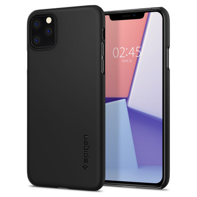 ETUI SPIGEN THIN FIT iPhone 11 PRO MAX