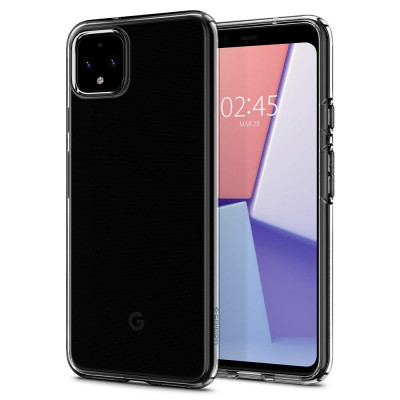 ETUI SPIGEN Liquid Crystal do Google Pixel 4