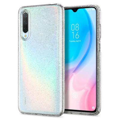 ETUI SPIGEN Liquid Crystal Glitter do Xiaomi Mi A3