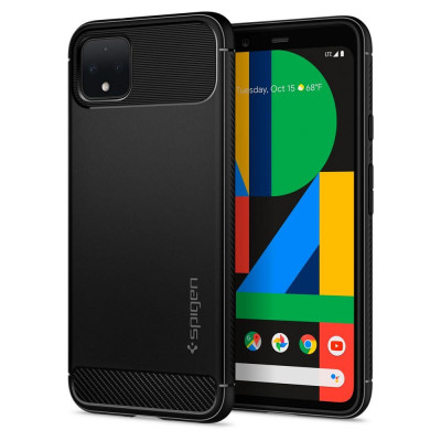 ETUI SPIGEN Rugged do Google Pixel 4