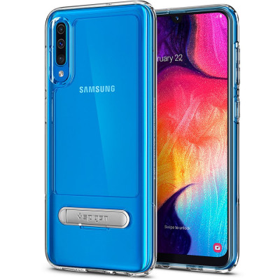 ETUI SPIGEN SLIM ARMOR ESSENTIAL S do Samsung Galaxy A50/A30S