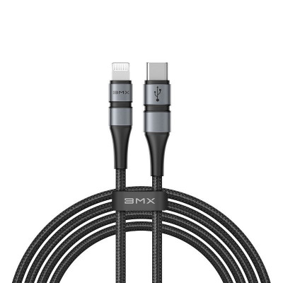 KABEL BASEUS BMX USB-C do Lightning 18W 1,8m