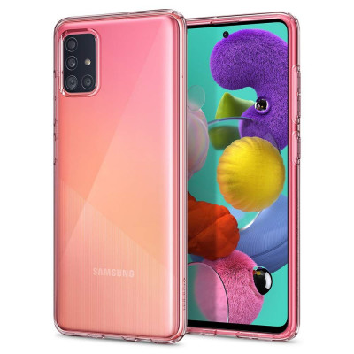 ETUI SPIGEN LIQUID CRYSTAL do Galaxy A51