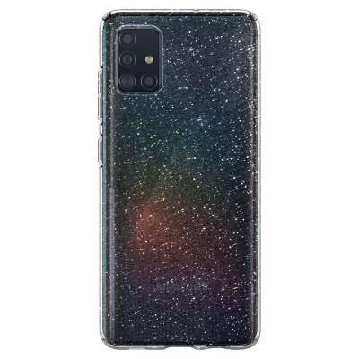 ETUI SPIGEN LIQUID CRYSTAL GLITTER do Galaxy A71