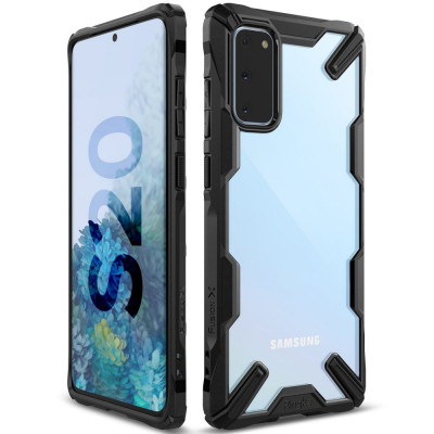 RINGKE FUSION X Samsung Galaxy S20