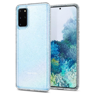 ETUI SPIGEN LIQUID CRYSTAL GLITTER do Samsung Galaxy S20 PLUS