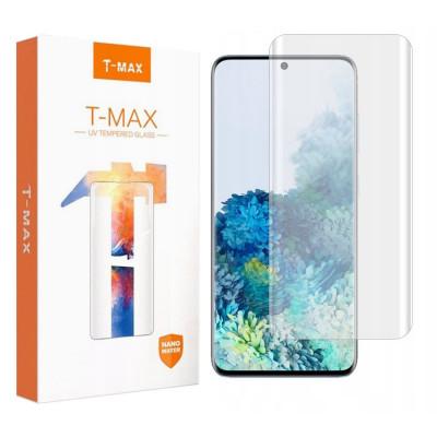 SZKŁO HARTOWANE T-MAX 9H ZAMIENNIK Galaxy S20