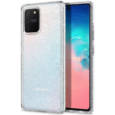 ETUI SPIGEN LIQUID CRYSTAL GLITTER do Galaxy S10 Lite