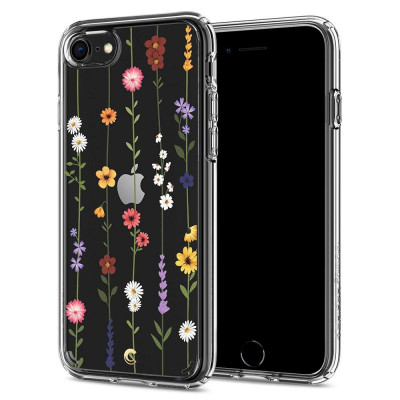 ETUI SPIGEN CIEL FLOWER GARDEN do iPhone 8 / 7 / SE 2020
