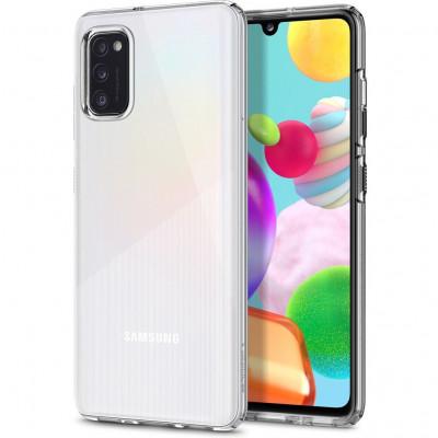 ETUI SPIGEN LIQUID CRYSTAL Samsung Galaxy A41