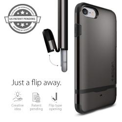 ETUI SPIGEN Flip Armor do iPhone 7 (4.7)